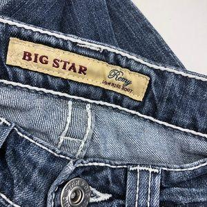 Big Star Jeans - Big Star Remy Low Rise Boot Jean 27x30.5